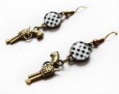 Guns/Revolvers Earrings