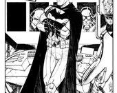 Original Art: Batman 75