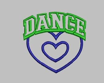 GG1203 Dance Love