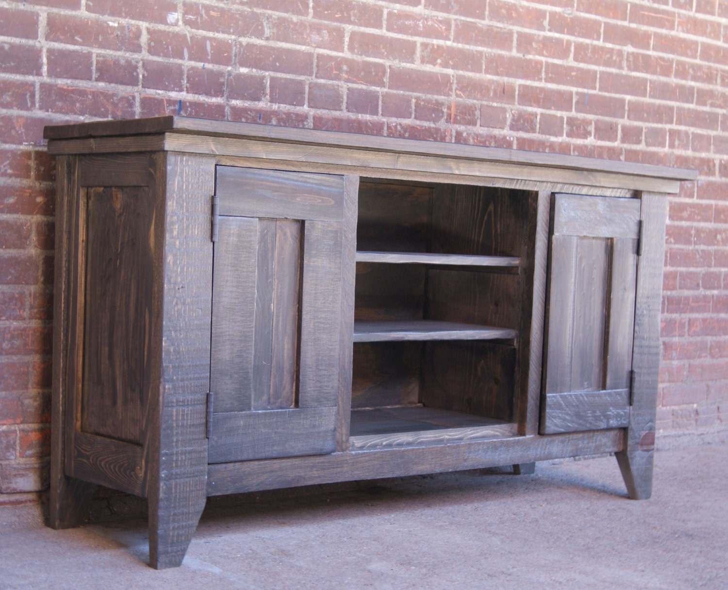 Entertainment wall entertainment centers tv stands for Media stands and cabinets