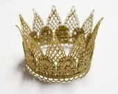 Where The Wild Things Are - mini crown Photography Prop