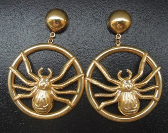 Golden Spider 6mm (2g) Dangle Plugs