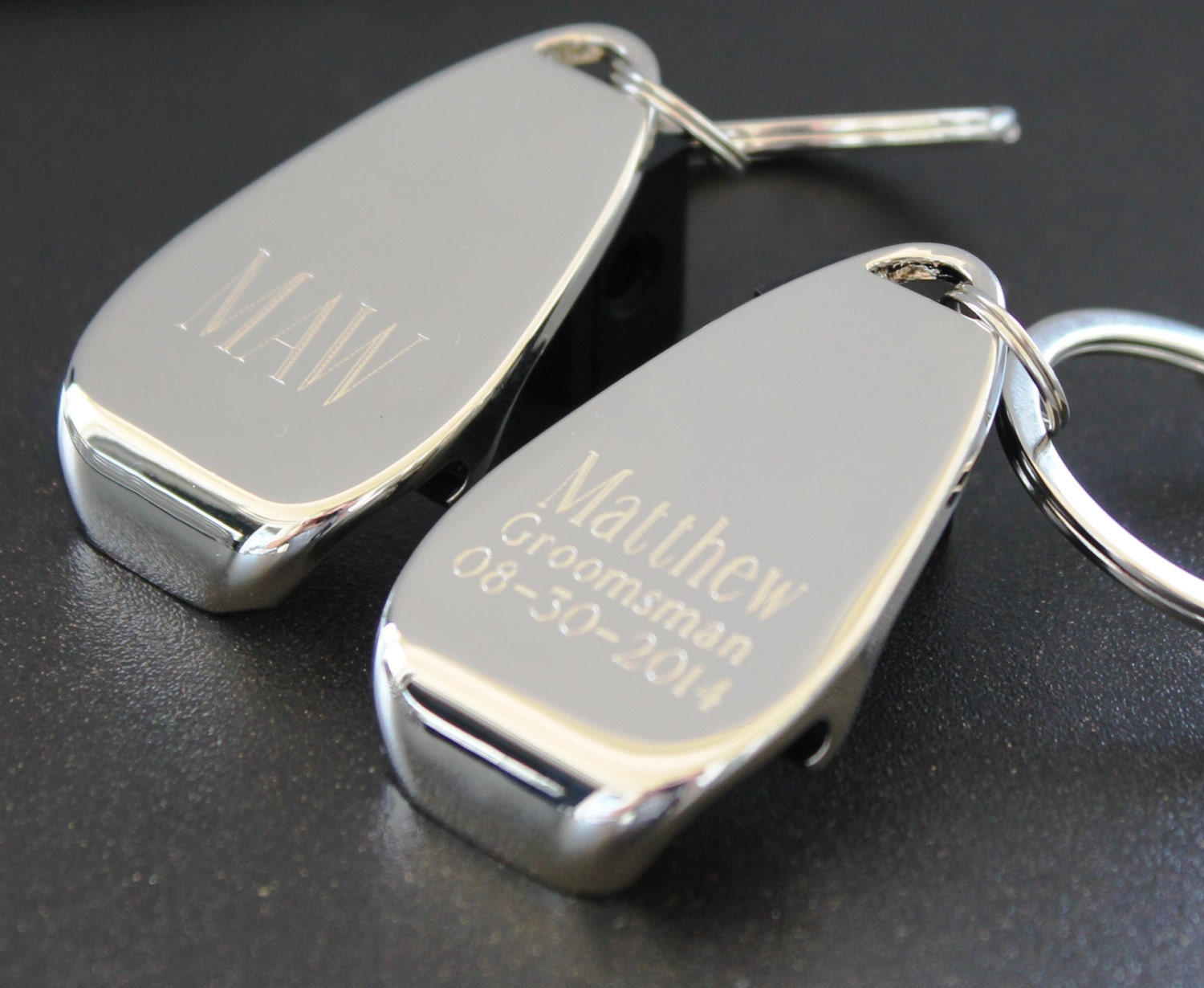 personalized bottle opener key chain groomsmen gifts. Black Bedroom Furniture Sets. Home Design Ideas