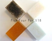 Pick 4 Soap Scents, Handcrafted Soap