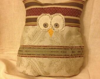 Owl Pal Pillows, Owl Pillow