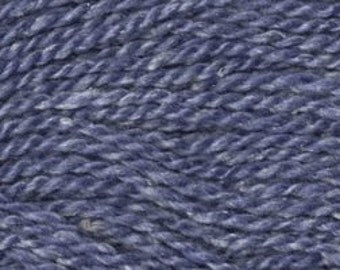 Elsebeth Lavold Silky Wool Yarn Color 87 - Neptune Blue On Sale! Regular item price is 10.00 per skein.