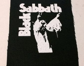 BLACK SABBATH VOL 4 patch heavy metal  doom  ozzy Free Shipping