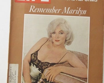 LIFE Magazine September 8, 1972 - 90th Birthday-Remembering MARILYN MONROE-The Tragedy of Norma Jean