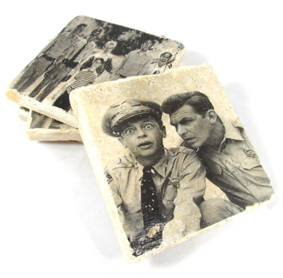 Andy Griffith Show Coaster Set of Four