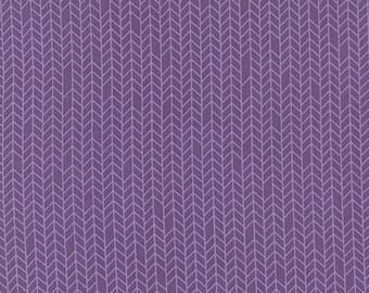 Native Sun Turquoise Amethyst purple by Abi Hall for Moda  - Fat Quarter