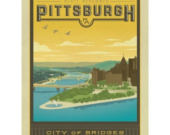 Pittsburgh Pennsylvania City Wall Decal #48314