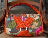 SALE!- Abbey Lane Quilts Beatle Bag Paper Pattern and Inserts