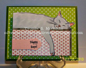 Bundle Of 2 Greeting  Cards....