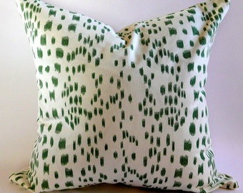 Brunschwig & Fils Les Touches Pillow Cover