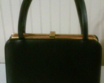 Classic Air Step Handbag Vintage 60's at it's best!