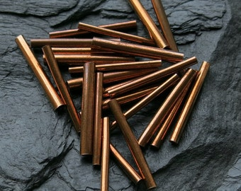 Copper tubes, many lengths [10 pcs]
