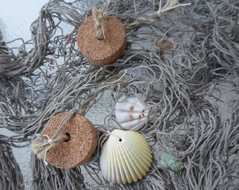 Popular items for fish netting on etsy for Fish netting decor