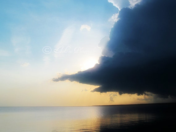 Super Cell- Storm Clouds, Nature Photography