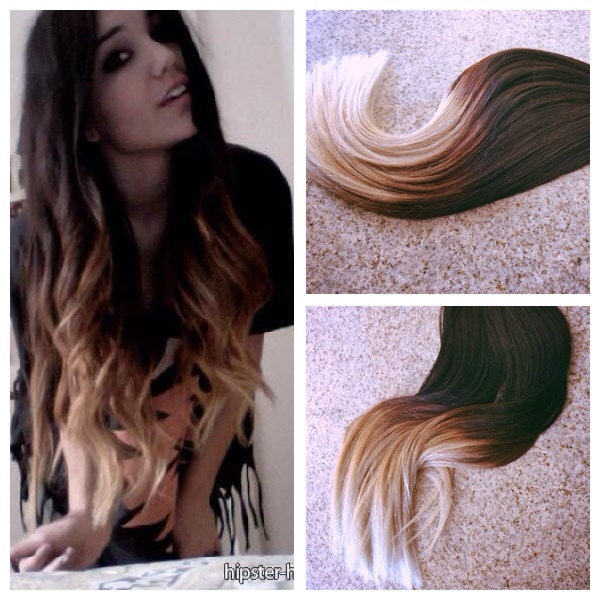 5 star ombre balayage cuticle remy hair eurpopean ombre zoom pmusecretfo Choice Image