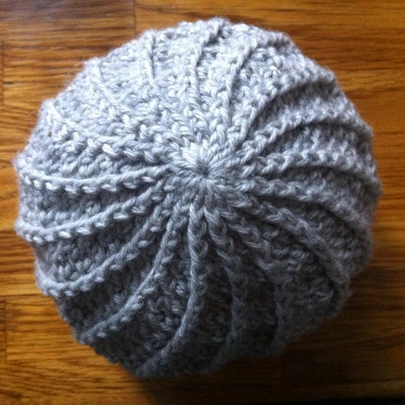How To Crochet In A Spiral
