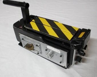 Ghostbusters ghost trap trappola Prop per proton pack zaino protonico