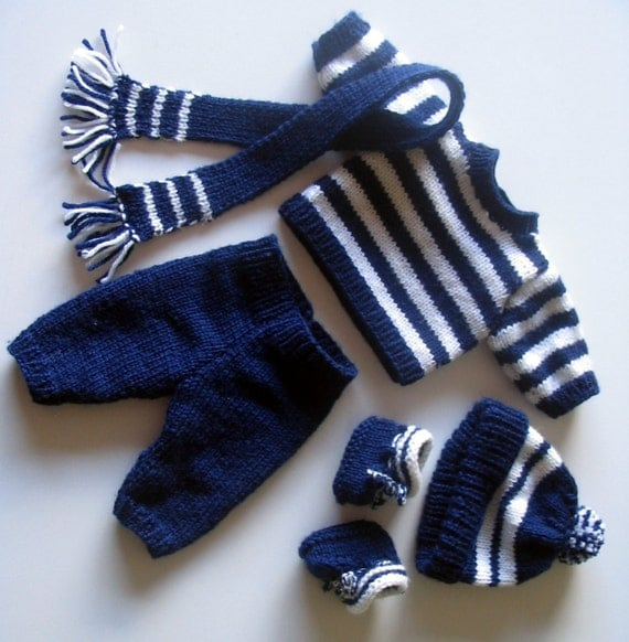 JoJo PDF Knitting Pattern for Doll Clothes to by ...