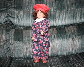 Helen Kish Michaela 1994 Black Doll