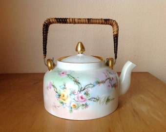 rosenthal teapot etsy. Black Bedroom Furniture Sets. Home Design Ideas