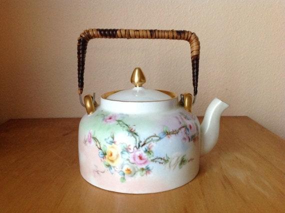 kronach bavaria germany teapot rosenthal co a q bavarian. Black Bedroom Furniture Sets. Home Design Ideas