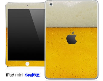 Bubbly Beer Skin for the iPad Mini, iPad 1st, 2nd, 3rd or 4th Generation