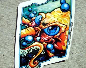 Inked - Custom Art Sticker