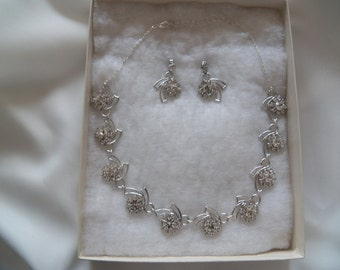 Jewelry Set -Necklace and Earring