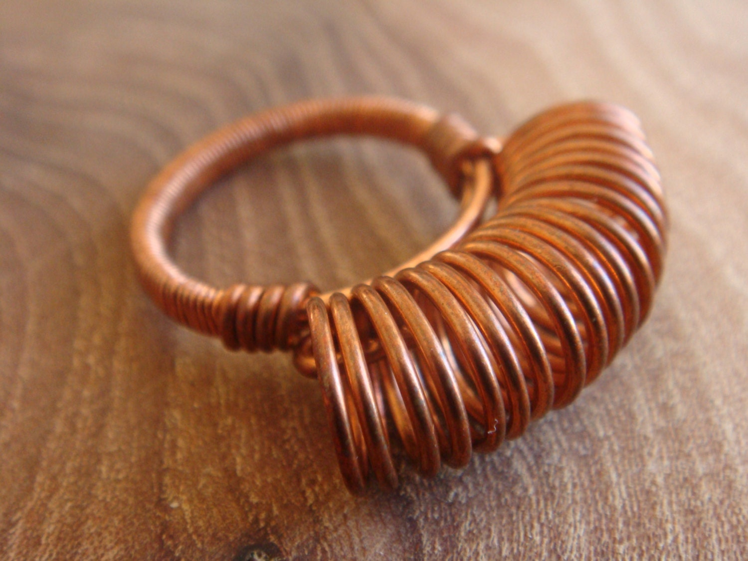 how to clean copper rings