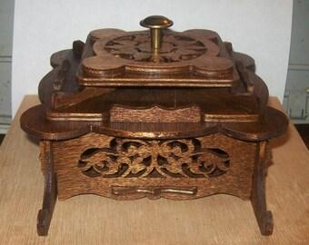 Oak Trinket Box
