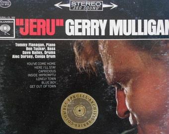 Gerry Mulligan - Jeru - vinyl record