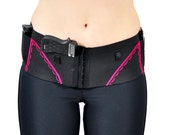 Classic Hip Hugger in Pink - Women's Concealed Carry Holster - Can Can Concealment® LLC.