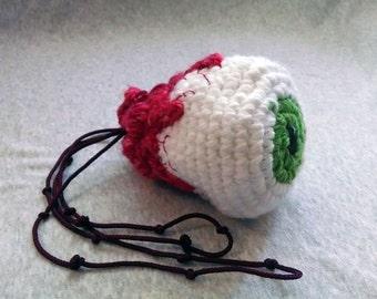 Small Eyeball Bag  PATTERN