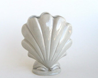 West Coast  Small Shell Vase