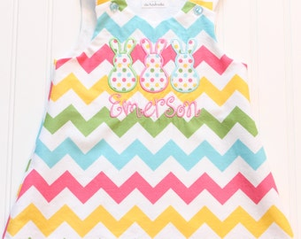 yellow easter dress 4t ghost