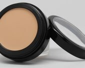 All Natural Mineral Makeup Cream to Powder Foundation in Your Choice of Color - Vegan & Gluten Free