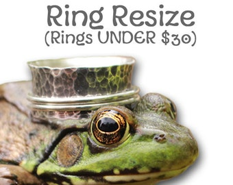 Ring Resize