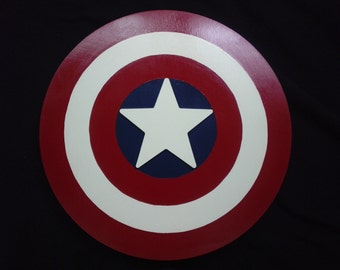 Captain America Shield wall hanging