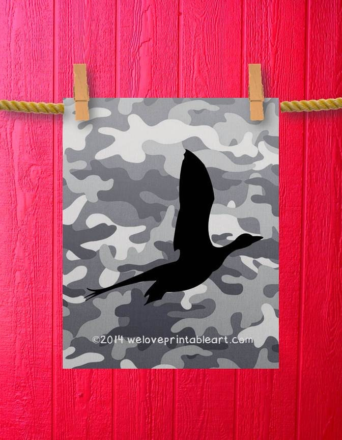 Camo Nursery Wall Decor : Hunting baby boy nursery camouflage decor by