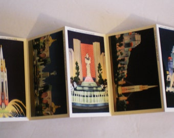 18 Art Deco pictures In 1940 Booklet from California World's Fair On San Francisco Bay  WoW
