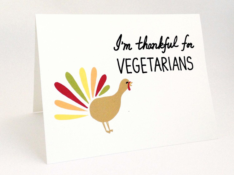 Funny Thanksgiving Card Cute Turkey Card Happy