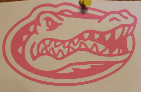 Gators Flordia  Decal Sticker