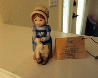 Vintage Hollie Hobby Porcelain Figurine