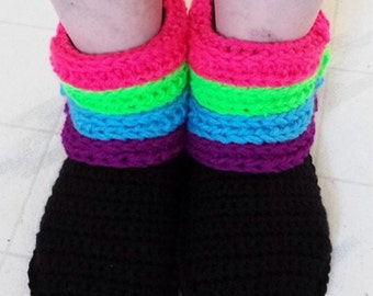 Knit Knot Slippers