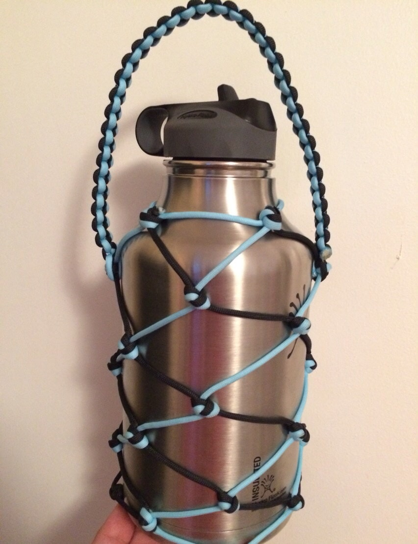 Paracord Hydro Flask Holders Instruction
