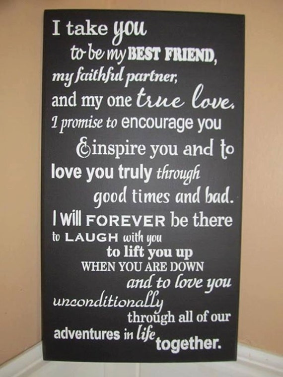 Wooden Signs With Sayings Friends